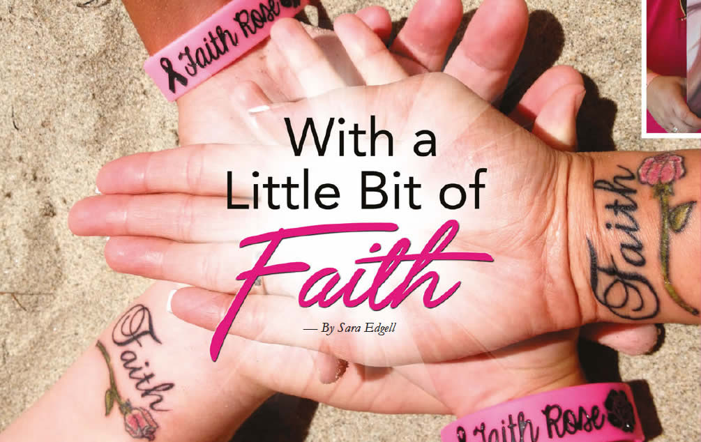 With a Little Bit of Faith - Mansfield Now