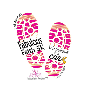 Save the Date: 3rd Annual Fabulous Faith 5k - September, 23rd