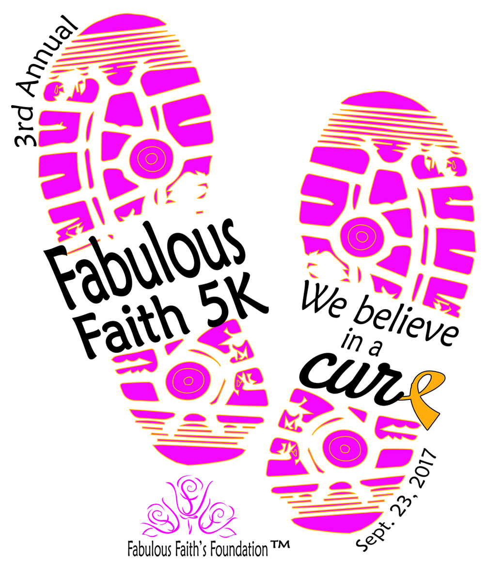 Save the Date: 3rd Annual Fabulous Faith 5K
