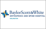 Baylor Orthopedic and Spine at Arlington